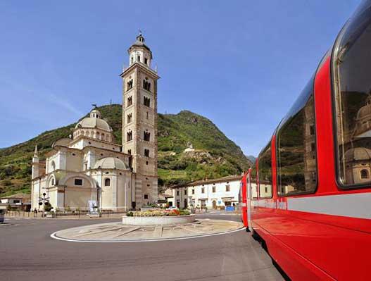 Basilica-della-madonna-Tirano