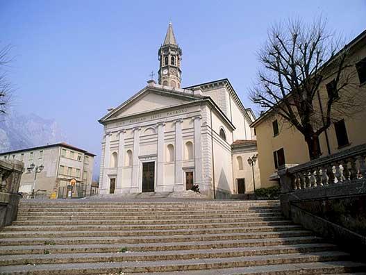 Basilica di San Nicolò - Lecco - Gite in Lombardia