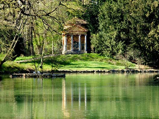 Giardini della Villa Reale di Monza - Gite in Lombardia