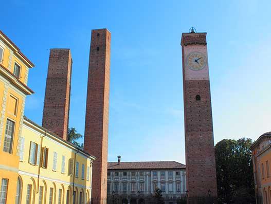 Pavia-Torri-Medioevali