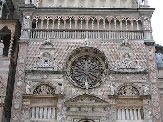 Cappella Colleoni - Bergamo - Gite in Lombardia