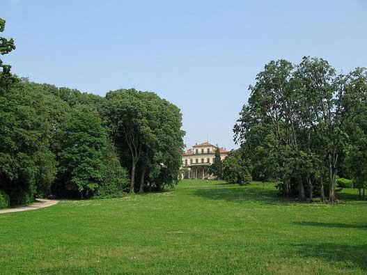 Villa borromeo dadda arcore