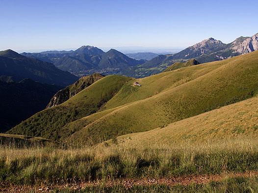 Passeggiata Alpe Paglio - Pian delle Betulle