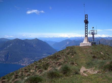 Escursione al Monte Croce di Muggio - Gite in Lombardia