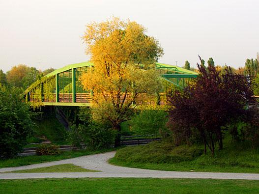 Dal Parco Nord al Parco di Monza - Gite in Lombardia