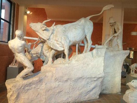 Museo Enrico Butti - Viggiù (Varese )