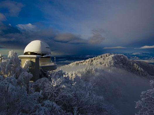 Risultati immagini per osservatorio astronomico campo dei fiori