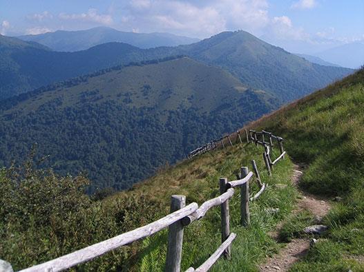 Escursione al Monte Bolettone - Gite in Lombardia