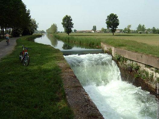 Ciclabile del Naviglio di Bereguardo - Gite in Lombardia