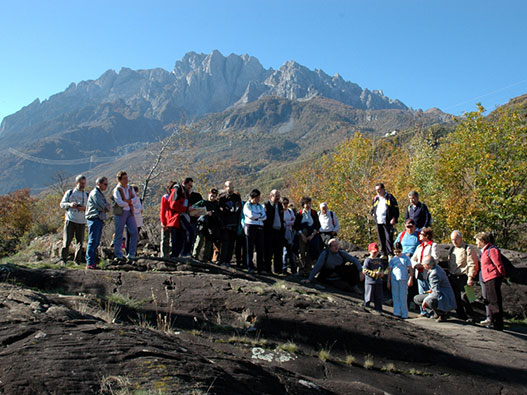 Le incisioni rupestri di Capo di Ponte - Gite in Lombardia