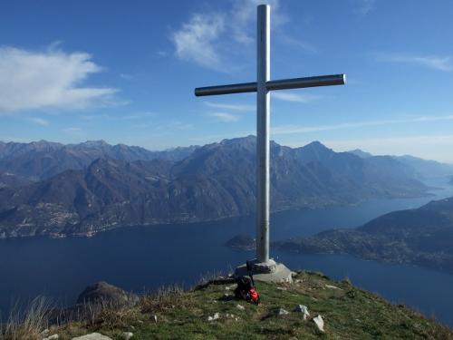 Passeggiata da Boffalora al Monte Crocione - Gite in Lombardia
