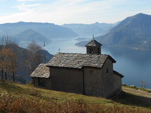 Escursione da Vendrogno a Camaggiore - Gite in Lombardia