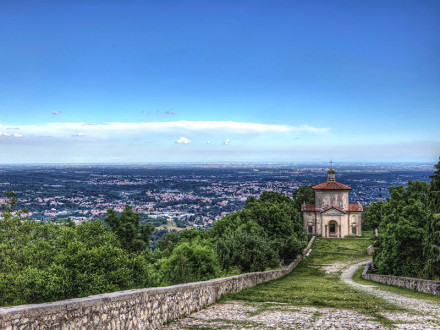 Unesco Lombardia sacro-monte-varese