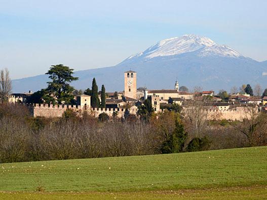 Ciclabile Corridoio Morenico Alto - Gite in Lombardia