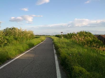 Anello ciclabile della Secchia - Gite in Lombardia