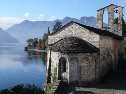 Greenway del lago di Como