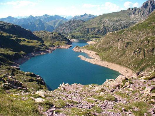 Escursione al Rifugio Laghi Gemelli - Gite in Lombardia