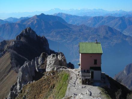 Escursione al Rifugio Rosalba - Gite in Lombardia