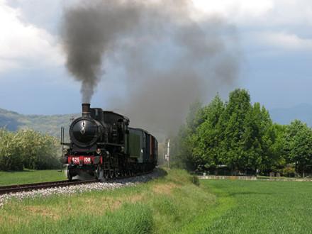 Treno Blu: viaggia a bordo di treni storici in tutta la Lombardia