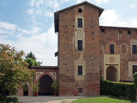 Castello Isimbardi - Castelli della Lombardia