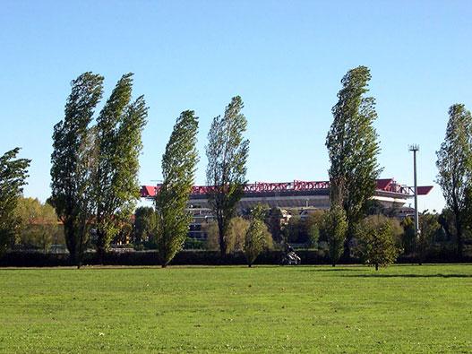 Parchi di Milano