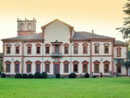 Villa Ghirlanda Silva - Ville e palazzi di Milano