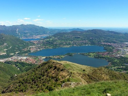 Da Eupilio al Monte Cornizzolo - Trekking Como