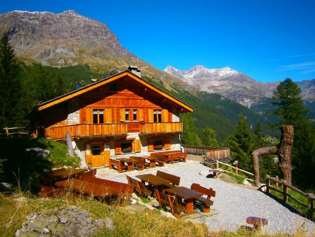 Passeggiata al Rifugio Tartaglione - Escursioni Sondrio e dintorni