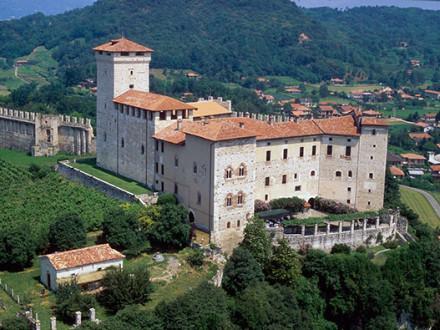 Rocca di Angera - I castelli della Lombardia da vedere