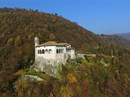 Santuario di San Patrizio a Colzate
