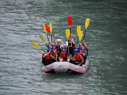 Indomita Valtellina River: rafting, hydrospeed, canoa