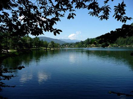 Lago di Ghirla: un weekend in mezzo alla natura