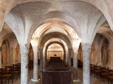 Visitiamo la Chiesa di San Calocero a Civate