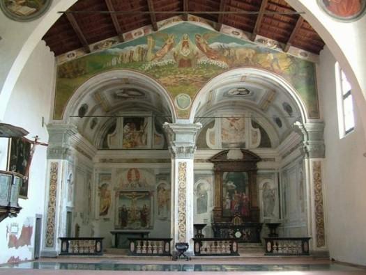 Scopriamo il Convento di Santa Maria del Lavello