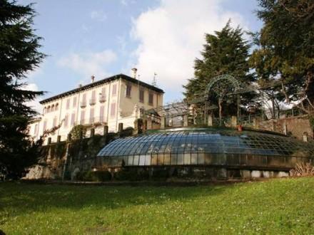 Scopriamo Villa Bertarelli di Galbiate, dimora signorile del 800