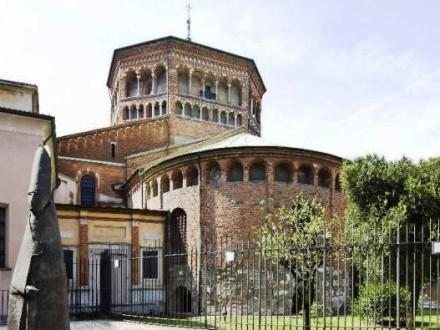 Basilica di San Nazaro Maggiore - Milano