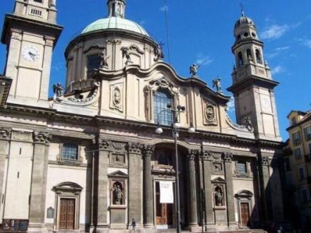Chiesa di Sant'Alessandro in Zebedia - Milano