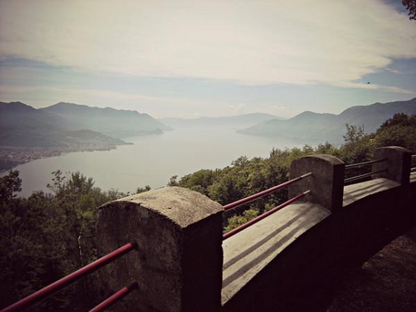 lago maggiore e castagne