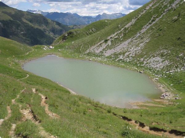 Lago Branchino Rifugio Alpe Corte