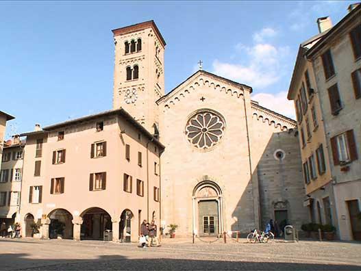 Basilica di San Fedele - Como - Gite in Lombardia