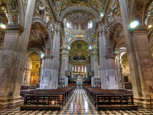 Santa Maria Maggiore - Bergamo - Gite in Lombardia
