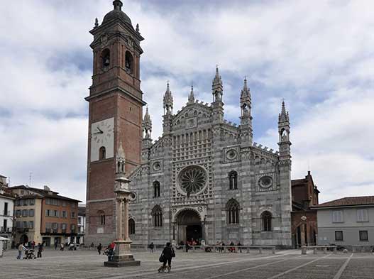 Duomo di Monza - Gite in Lombardia