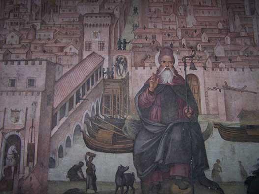 Basilica di San Teodoro - Gite in Lombardia