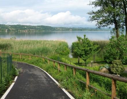 Pista ciclabile del Lago di Varese - Gite in Lombardia