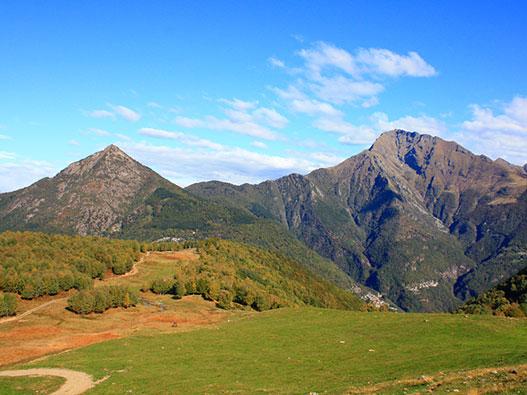 Escursione al Monte Legnoncino - Gite in Lombardia