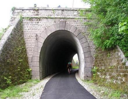 Ciclovia Valganna - Gite in Lombardia