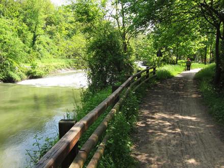 Ciclovia del Lambro: Monza-Erba - Gite in Lombardia