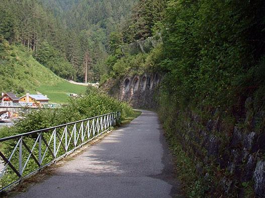 Ciclabile Val Seriana - Gite in Lombardia