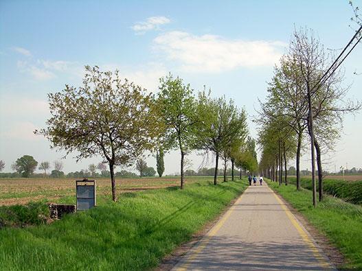 Ciclabile Lodi - Corno Vecchio - Gite in Lombardia