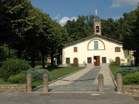 Bergamo - Madonna della Castagna - Gite in Lombardia